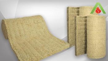 عایق پشم سنگ ایزوبلانکت - عایق پشم سنگ پتویی - پشم سنگ پتوی - پشم سنگ توری دار - پشم سنگ پتویی دوخته شده - Iso-Blanket