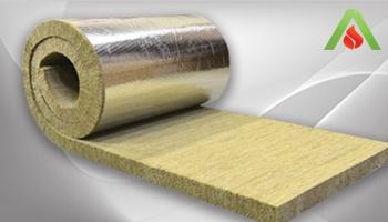 پشم سنگ رولی -عایق پشم سنگ لحافی - پشم سنگ فلت - پشم سنگ روکش دار - پشم سنگ با روکش آلومینیوم - پشم سنگ فنوفلت - Pheno-Felt
